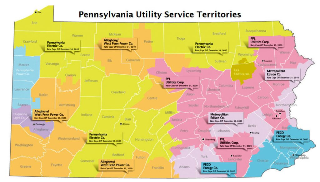 Compare The Best Electricity Providers In Pennsylvania
