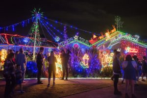 Your Christmas light display could be costing your more in PECO Philadelphia! Learn how you can save money this festive season!