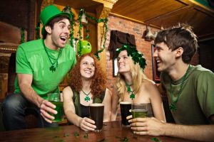 Check out our list Philadelphia Irish pubs where to get your shamrocks off on st. Patrick's day!
