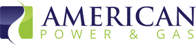 American Power & Gas Logo